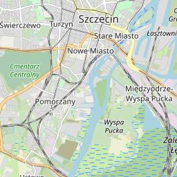 Salon Fryzjerski Zachodniopomorskie Szczecin łękno Polskie